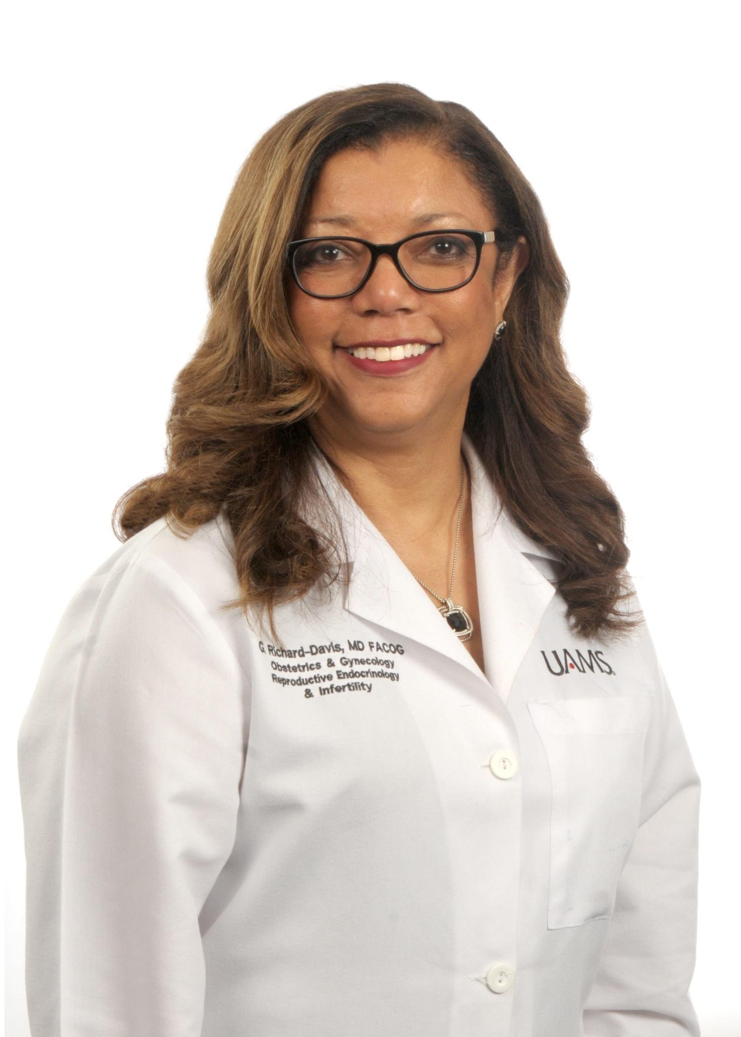 Gloria Richard-Davis, M.D., FACOG