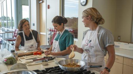 Cancer Prevention through Culinary Medicine